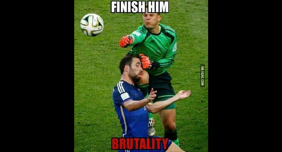 Alemania vs. Argentina: los memes de la final del Mundial - 16