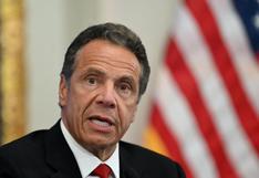 El gobernador de Nueva York Andrew Cuomo, contra las cuerdas por su gestión de la pandemia
