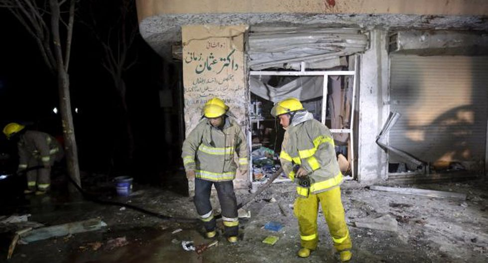 Afganistán: Atentado suicida en la capital mata a tres personas