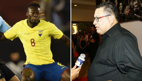 Felipe Caicedo demandará a Phillip Butters por declaraciones racistas. (Foto: Agencias / El Comercio)
