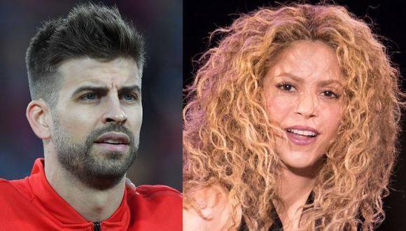 Shakira y Piqué. La relación sigue en pie. (Fotos: Agencias)