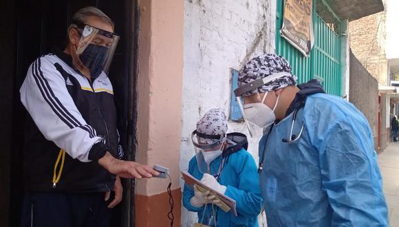 Junín: distritos menos poblados reportan incremento de contagios por coronavirus (Foto: Diresa Junín)