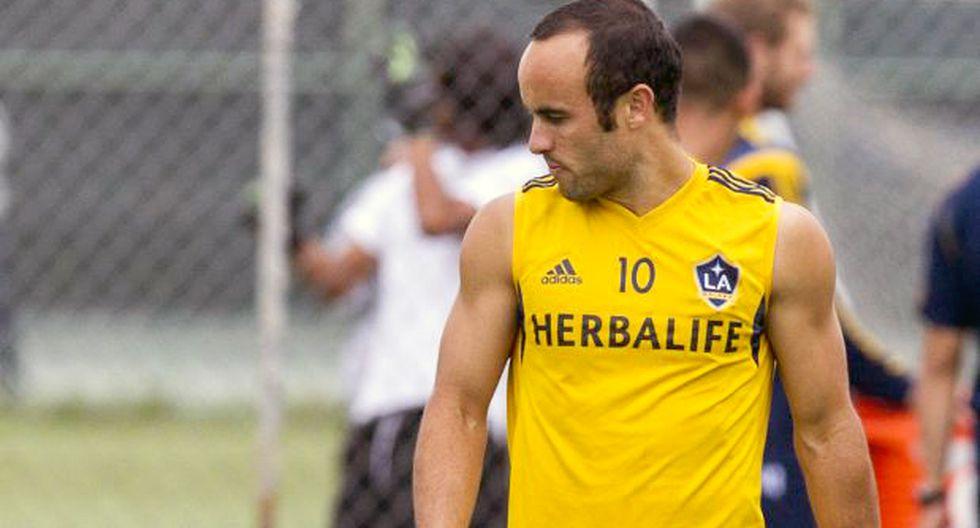 Donovan rechaza decisión de Klinsmann de no llevarlo al Mundial