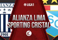 HOY vía GOLPERU, Alianza Lima vs. Sporting Cristal ONLINE | TV del partido por Fase 2