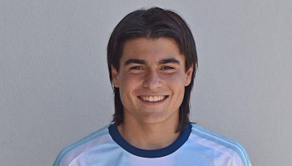 Luka Romero sueña con jugar en la selección argentina adulta.