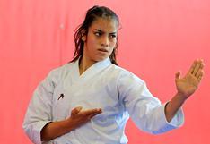 """Karateca peruana Andrea Almarza tras superar el COVID-19: """"Esto no lo sientes hasta que te toca""""   ENTREVISTA"""