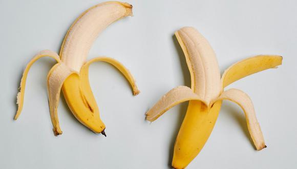 Hay muchos usos que podrás darle a la cáscara del plátano. (Foto: Pexels)