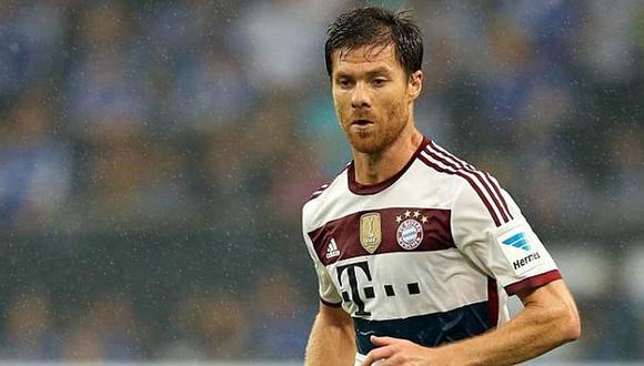 Xabi Alonso postulado para dirigir a Bayern Múnich en el futuro. (Foto: AFP)