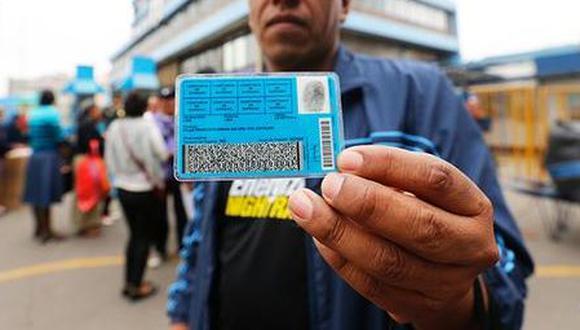 La medida tiene por objetivo evitar la aglomeración de usuarios en su agencia de Miraflores, en el contexto de la pandemia del coronavirus (COVID-19). (Foto: GEC)