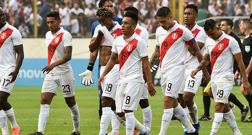Perú perdió 3-0 ante Colombia en su última presentación con miras a la Copa América 2019.