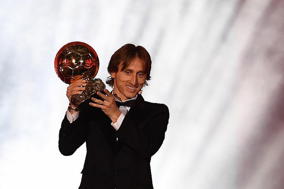 2018: Luka Modric