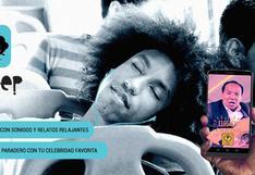 Zzleep, la nueva app peruana que te cuida de no pasarte de paradero con la voz de Melcochita