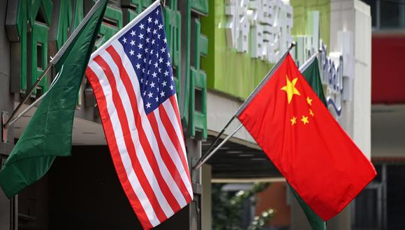 Es la primera vez que la OMC autoriza a China a sancionar productos estadounidenses. (Foto: AFP)