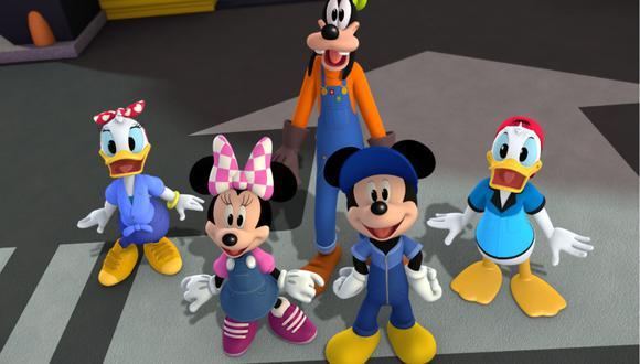 """Disney Junior anunció el lanzamiento de """"Mañanas con Mickey"""" para los más pequeños del hogar. (Foto: Disney)"""