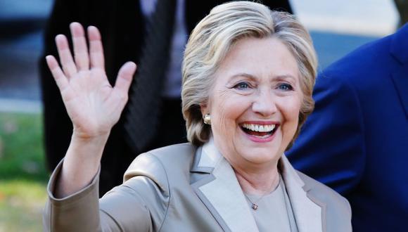 Hillary Clinton. (AFP)