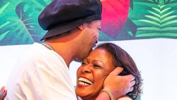 La madre de Ronaldinho Gaúcho falleció a los 71 años víctima del coronavirus. (Foto: Instagram)