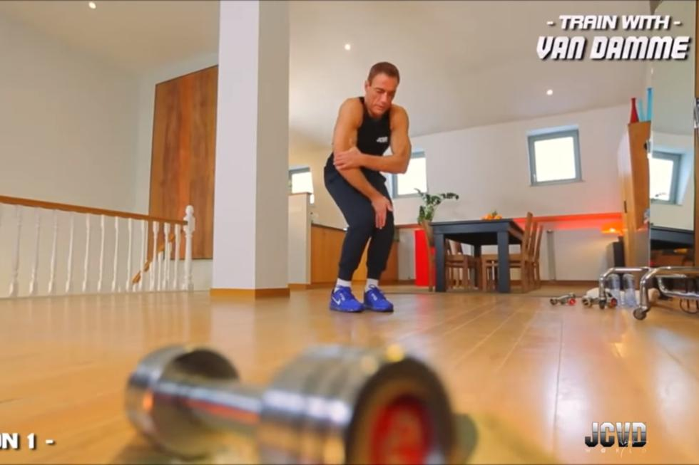 El video fue publicado en YouTube (Foto: Youtube/  Jean-Claude Van Damme)