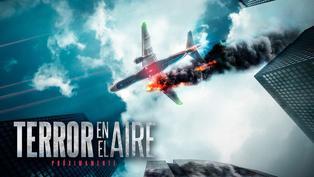 """No te pierdas el tráiler oficial de """"Terror en el aire"""", muy pronto en cines"""