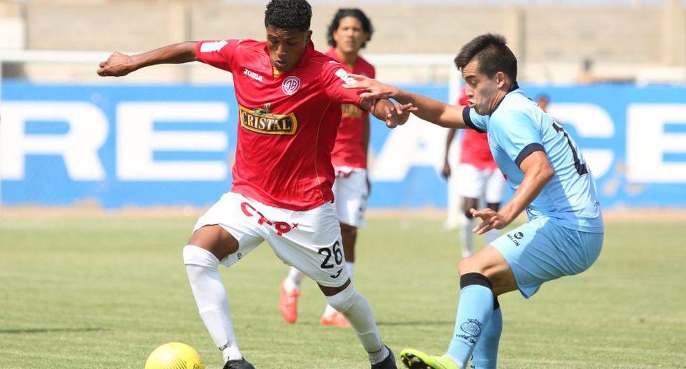 Álvaro Medrano pega la vuelta a Juan Aurich tras jugar en la primera mitad del año por Deportivo Municipal. (Foto: USI)