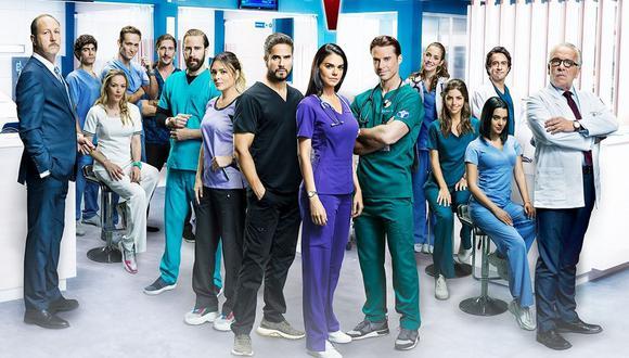 No es la primera vez que la serie de equivoca con detalles importantes sobre los médicos y la salud (Foto: televisa)