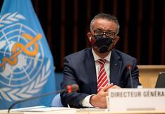 """""""Un gran día para la salud mundial"""", dice director general de la OMS ante la vuelta de EE.UU."""