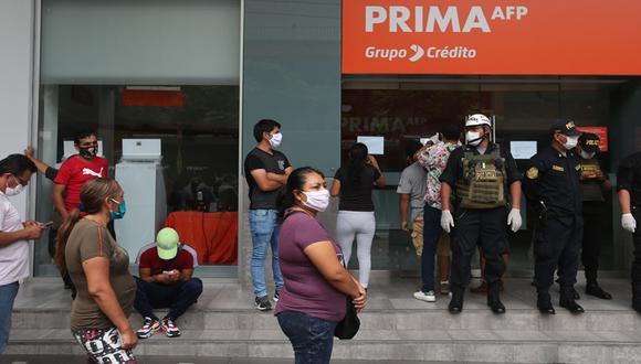 """El mandatario indicó que si el país no se encontrara en una """"etapa de crisis"""" por el nuevo coronavirus, dicha reforma podría hacerse hasta en 3 meses, pero dada la coyuntura se están dando un plazo de 180 días. (Foto: ANDINA/Jhonel Rodríguez Robles)"""