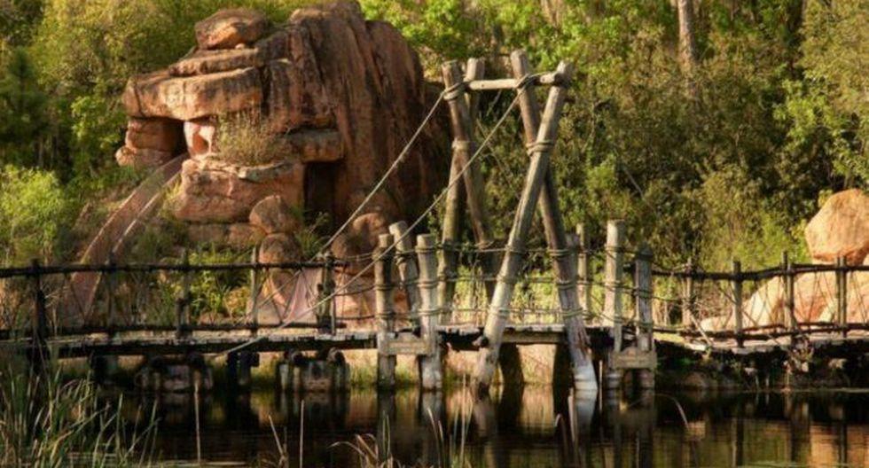 Los parques abandonados que Disney no quiere que veas