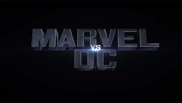 Marvel vs. DC: el tráiler de la pelea que ¿nunca? veremos