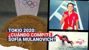 Tokio 2020: ¿Cuándo compite Sofía Mulanovich en los Juegos Olímpicos?