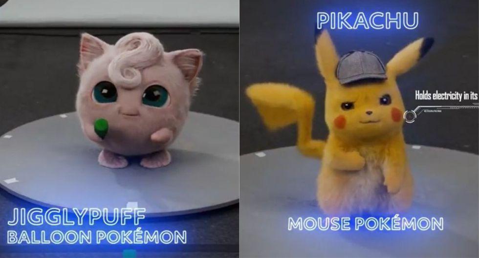 Ryan Reynolds compartió un divertido casting de los pokemones. (Foto: Captura de pantalla)