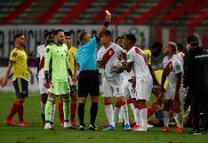 Las 7 tarjetas rojas en la 'Era Gareca': lo que cuesta una expulsión para la selección peruana