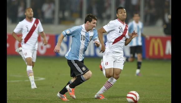 El plan de Argentina para que Lionel Messi juegue ante Perú