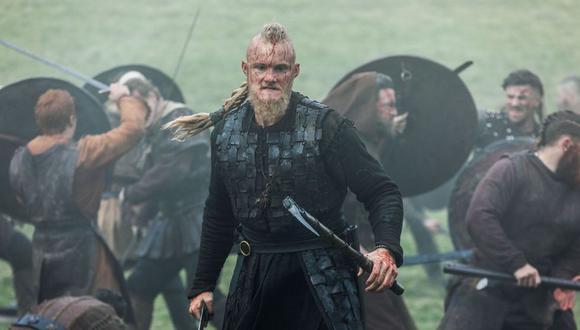 "Ivar el Deshuesado y Bjorn Ironside murieron en la recta final de ""Vikings"" (Foto: History Channel)"
