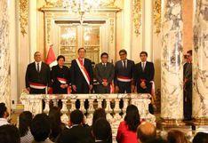 Martín Vizcarra realizó cambios en cuatro ministerios