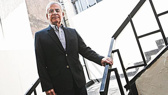 El legislador de APP es uno de los promotores de la vacancia a PPK. (Foto: El Comercio)