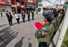 Coronavirus en Perú: Apurímac celebra su 147 aniversario con breves actos protocolares por cuarentena