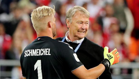 """Age Hareide, estratega de la selección de Dinamarca, resaltó las virtudes de Perú y lo calificó como """"excelente equipo"""". Además, admitió que la hinchada peruana influyó. (Foto: Reuters)"""