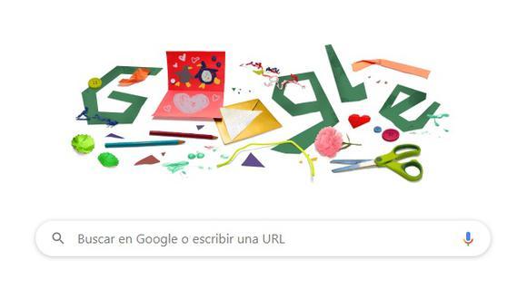 Este doodle podrá verse en varios países de América, Europa, África y Asia. (Captura/Google)