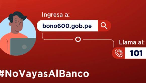 El nuevo bono 600 soles comenzará a pagarse este miércoles 17 de febrero de 2021 | Imagen: PCM