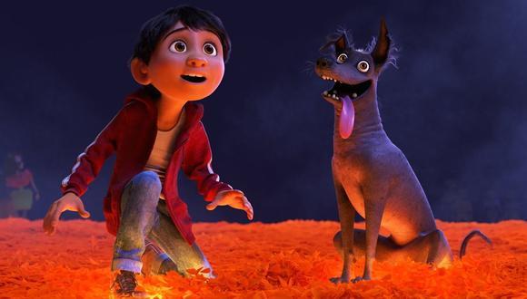 """""""Coco"""", ganadora del Oscar a Mejor película animada. (Foto: Pixar)"""