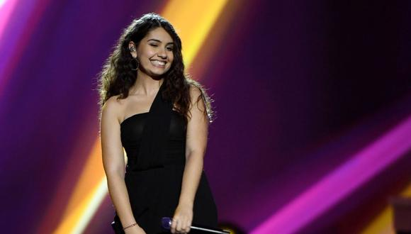 Alessia Cara está nominada a dos Latin Grammy. (Foto: AFP)