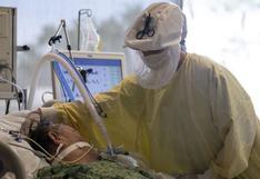 Estados Unidos registra 117 muertos y 4.320 contagios por coronavirus en un día