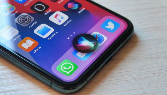 Cómo desactivar el botón de Siri en tu iPhone de manera fácil y rápida. (Foto: Apple)