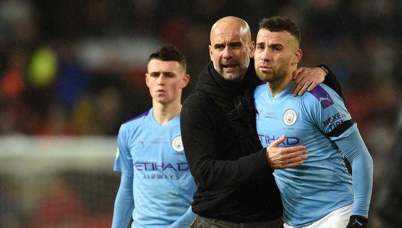 Manchester City se coronó campeón de la último edición de la FA Cup tras vencer al Watford en la final. (Foto: AFP)