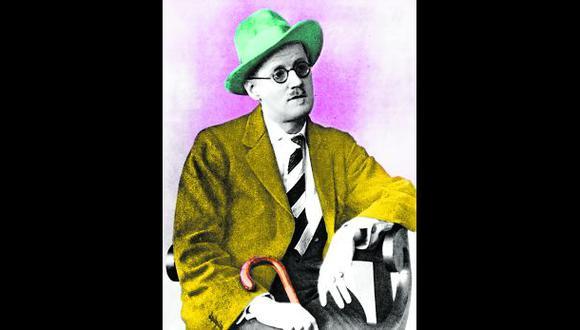 James Joyce: Retrato del artista incombustible. ILUSTRACIÓN.