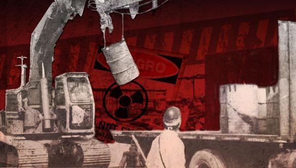 Ciudad Juárez, México, vivió una inquietante alerta por radiación en la década de 1980. (BBC/CNSNS)