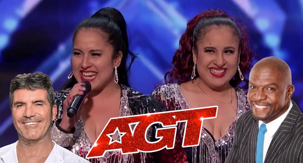 Las gemelas peruanas Andre e Irene Ramos se robaron el show durante el estreno de la decimoquinta y nueva temporada del famoso reality de talento estadounidense. (Fotos: America's Got Talent en Facebook)