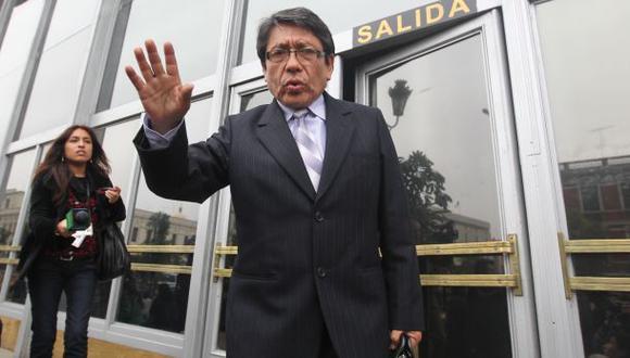 Padre de Ciro Castillo postulará a la Región Callao