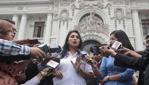 ANA MARÍA SOLÓRZANO (Foto: El Comercio)