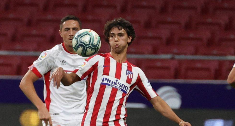 Atlético de Madrid vapuleó al Mallorca por la fecha 34 de LaLiga